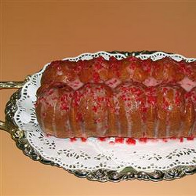 Cherry Almond Pound Cake