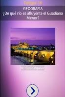 Screenshot of Trivial Español