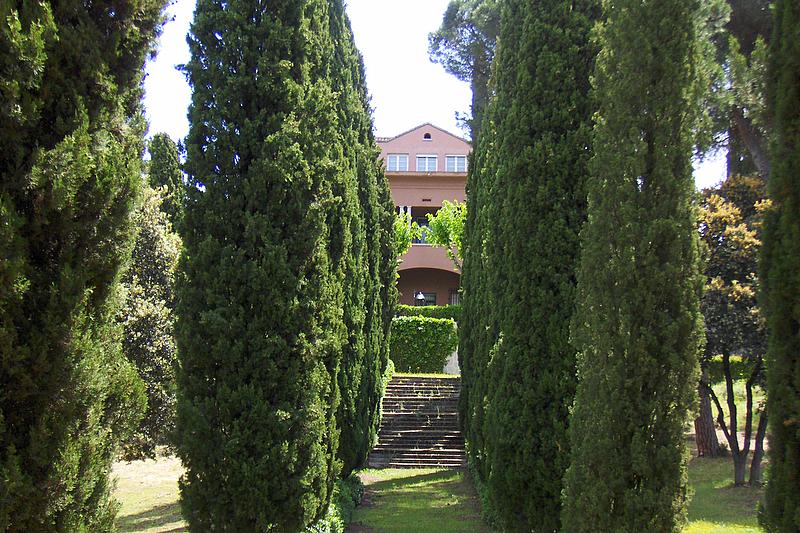 palacio oriol - monte del pilar