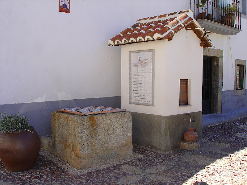 Pozo y Aguada de la Fuente Vieja