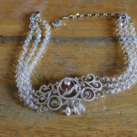 My wedding chocker by Tracy Corello - Wedding Other ( jewelry )