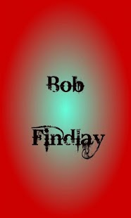 Bob Findlay Music App - screenshot