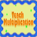 Teach Multiplication With Quiz icon