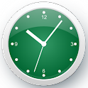 Clock Live Wallpaper lite icon