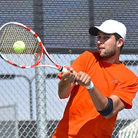 by Steven Aicinena - Sports & Fitness Tennis