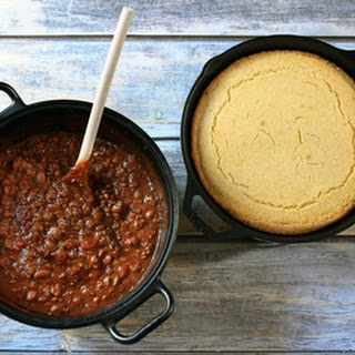 Simple Chili with Ground Beef