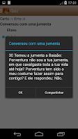 Screenshot of Quiz Bíblico JDS