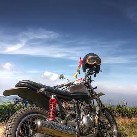 untitled by Bangun Nugroho - Transportation Motorcycles