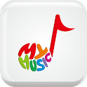 myMusic 線上音樂 icon