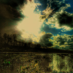 by Aleksander Petric - Landscapes Waterscapes