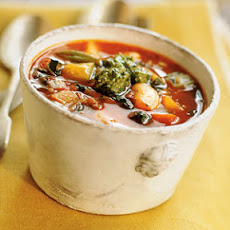 Genoese Vegetable Soup