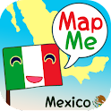 MapMe Mexico icon