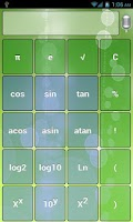 Screenshot of Vocal Scientific Calculator PR