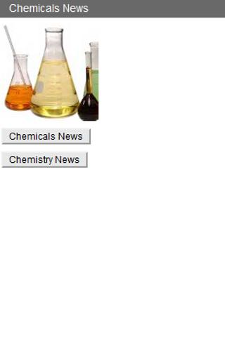 Chemicals News