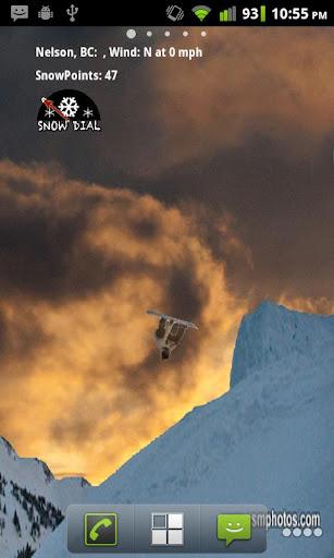 Snowboarders Live Wallpaper