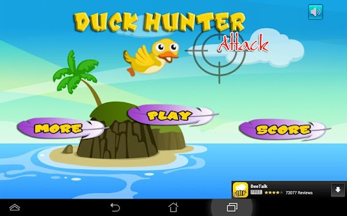 Duck Attack Hunter - screenshot