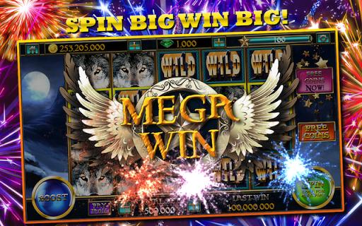 Slots Wolf Slot Machines - screenshot