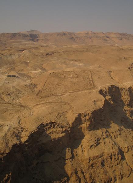 Masada Army Camp