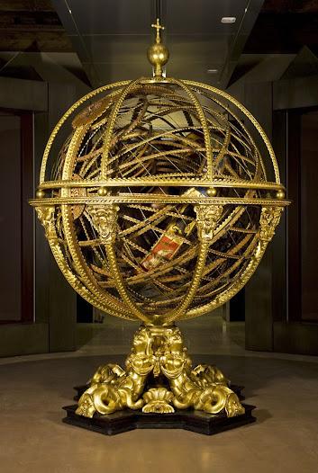 Armillary sphere by Antonio Santucci