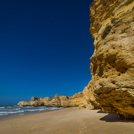 Benagil by Wim Moons - Landscapes Beaches ( prt, benagil, portugal, faro )