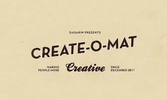Screenshot of Create-O-Mat