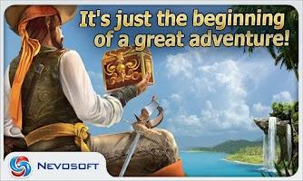 Screenshot of Pirate Adventures.