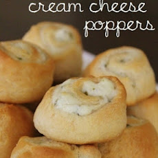 Jalapeno Cream Cheese Poppers
