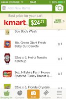 Screenshot of CartCrunch - Grocery Savings