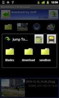Screenshot of Blackmoon File Browser