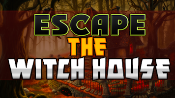 Screenshot of Escape The Witch House