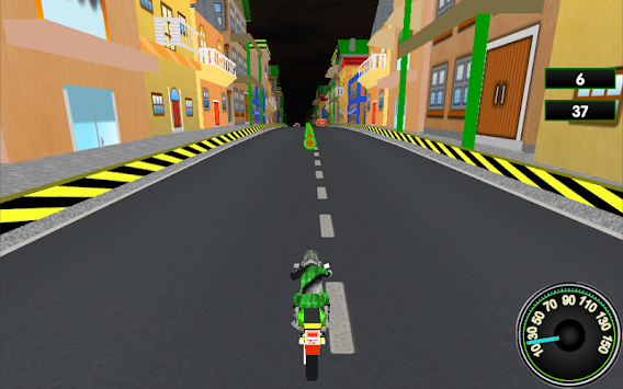 City Drag Moto Race APK by M%26M Games