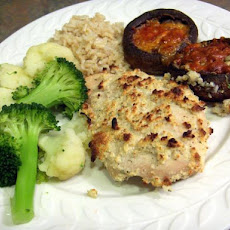 Oven Ranch Chicken (Low-Fat)