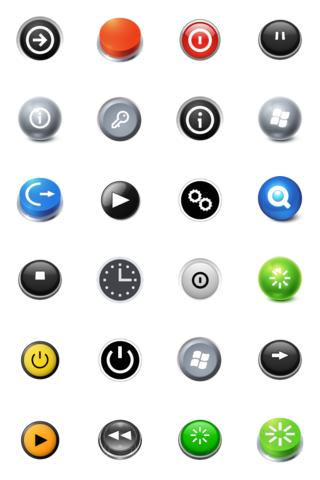 Ipack I Like Buttons HD