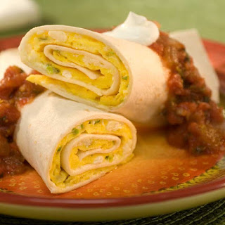 Breakfast Tortilla Roll Ups Recipes