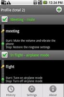 Screenshot of Tasker On Calendar