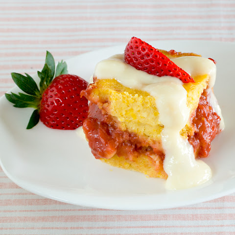 Strawberry Cornbread