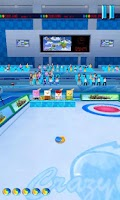 Screenshot of Crazy Curling