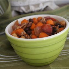 Slow Cooker Bean And Sausage Stew