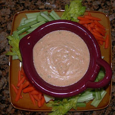 4 Pepper Dip-Dressing Really Kicked Up!