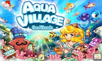 Screenshot of AquaVillage-the Friends