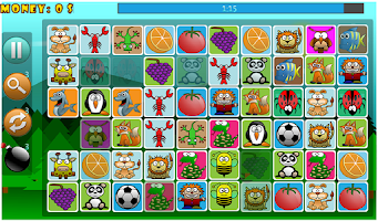Screenshot of Animal Matching 2015