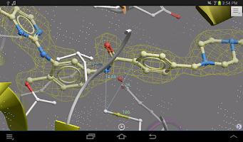 Screenshot of iMolview Lite