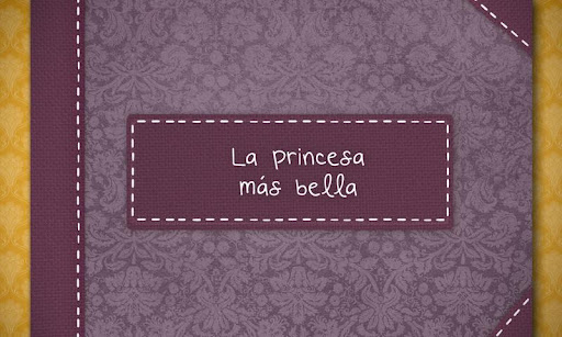 La princesa más bella
