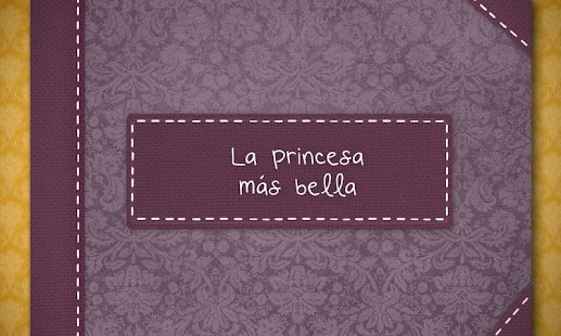 La princesa más bella - screenshot