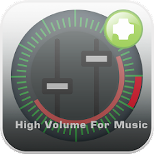 High Volume for Music