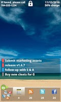 Screenshot of Exec Assist Tasks Add-on
