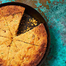 Bacon-Scallon Cornbread