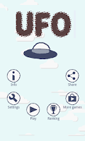 Screenshot of UFO