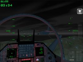 Screenshot of F18 Carrier Landing Lite