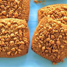 Peanut-Covered Peanut Butter Cookie Slabs Recipe